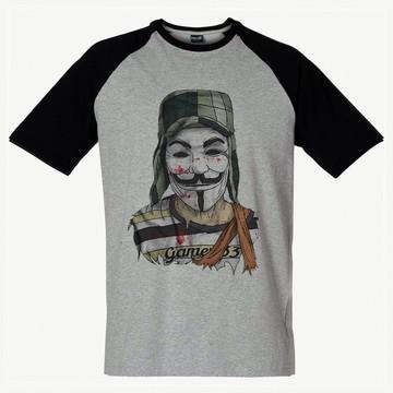 Camiseta Chaves Personalizada Swag
