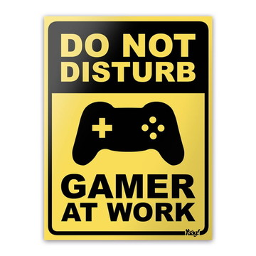 Placa Gamer at Work