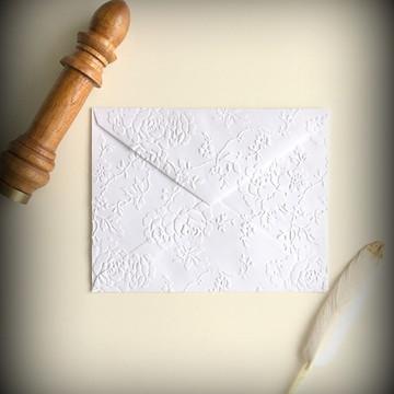 Envelope para convite 11,4 x 16,2 cm