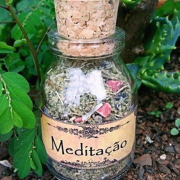 Pó Mágico - Meditação