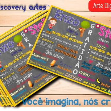 Arte Digital Chalkboard
