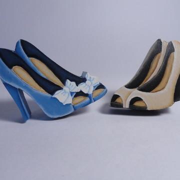 Puxador sapato