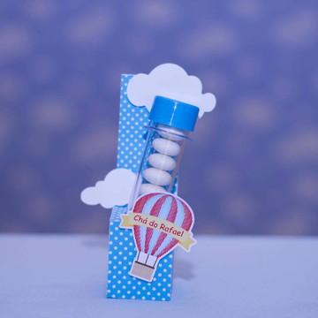 Caixa Tubete balão