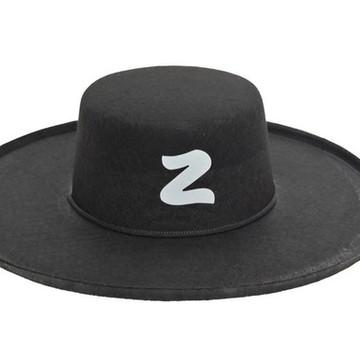 Chapeu do Zorro carnaval
