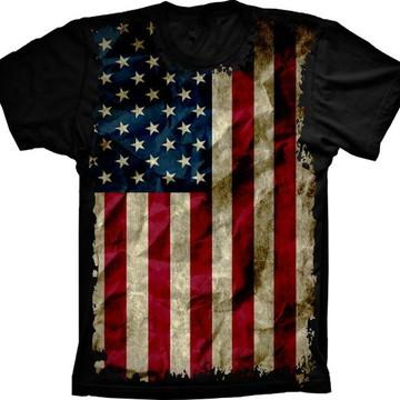 Camiseta Estados Unidos Usa