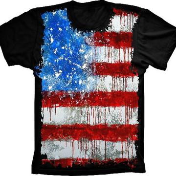 Camiseta Estados Unidos Eua