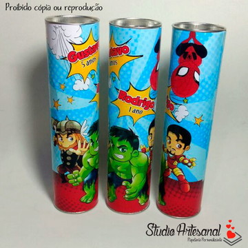 Pega Varetas - Super Heroi Cute