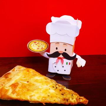Festa Pizza - Lembrança Pizzaiollo