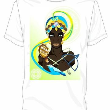 Camiseta Lógunède Logun Ede O Belo