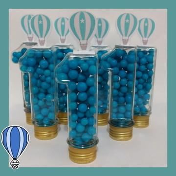 Tubete Numero 1 Tema Balão