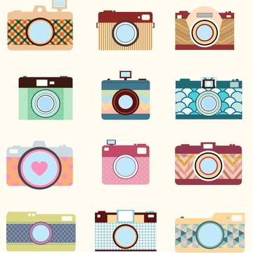 Papel de Parede Máquinas Fotográficas