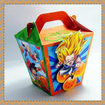 Caixa Sushi Dragon Ball Z