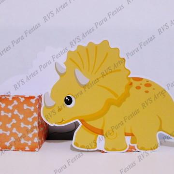 Centro de mesa - tema Dinossauro