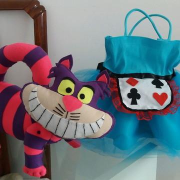Fantasia Alice e gatinho