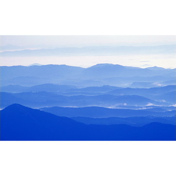 Fotografia Decoração - Montanhas Minas_b