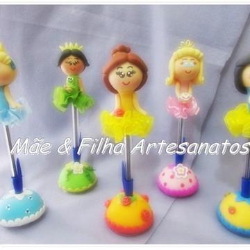 Caneta Princesas