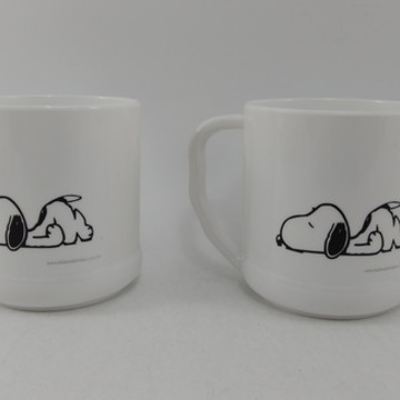 Caneca Lembrança Aniversario Snoopy