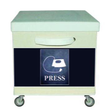 Caixa Organizadora com Alça Branca Press