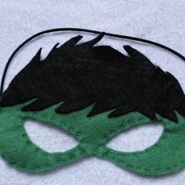 Mascara do Huck de feltro