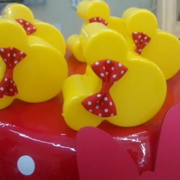 Baleiro carinha da Minie ou Mickey