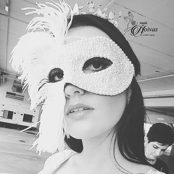 Máscara da Noiva Absoluta