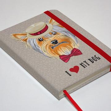 Sketchbook Dog Lovers Yorskshire