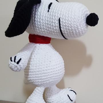 Snoopy em Croche
