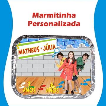 Marmitinha Detetives Do Prédio Azul