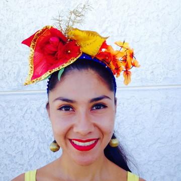 Tiara Liberdade do Carnaval 01