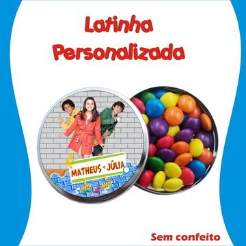 Latinha Detetives Do Prédio Azul