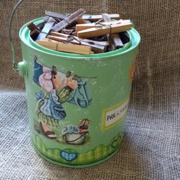 Porta predendor - reciclavel