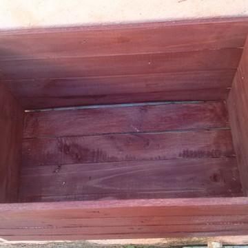 caixote de madeira, caixote de feira