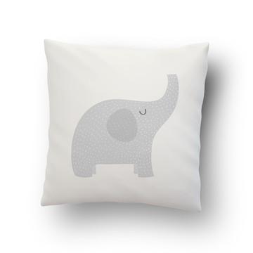 Capa de Almofada Animal Elefante