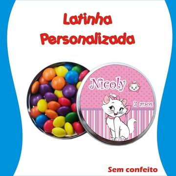 Latinha Gata Marie