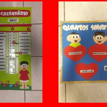 Kit decorando a sala de aula