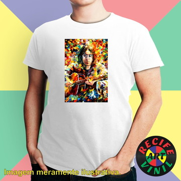 Camisa - John Lennon (Pintura)