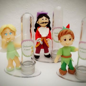 Peter Pan, Sininho, Capitão Gancho