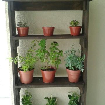 Prateleira Plantas, Estante Planta