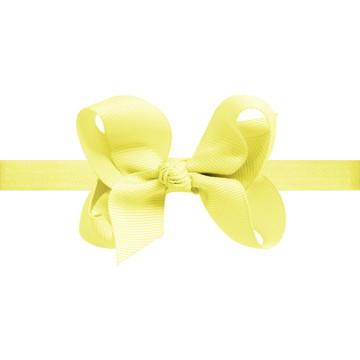 Faixa Elástico Amarelo Bebê