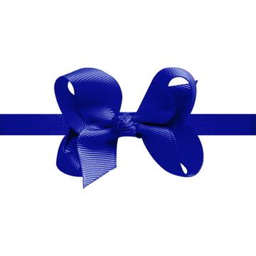Faixa Elástico Azul Bic