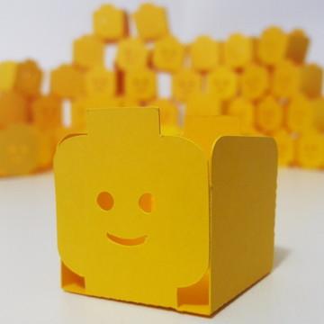 Forminha Doces - Lego