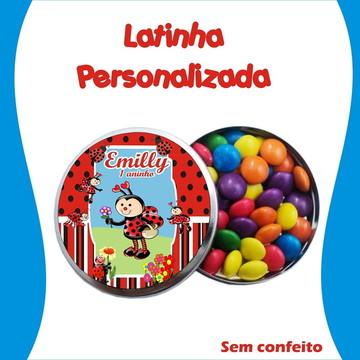 Latinha Joaninha