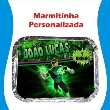 Marmitinha Lanterna Verde