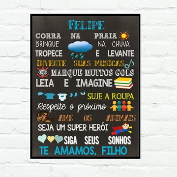 Chalkboard Personalizado