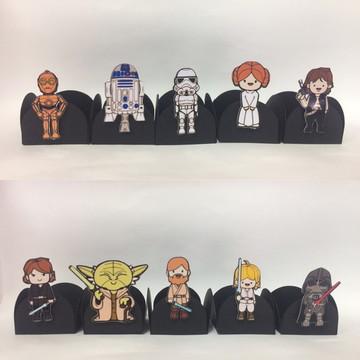 Forminha de doces Star Wars