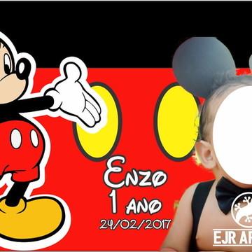 Imã tema Mickey