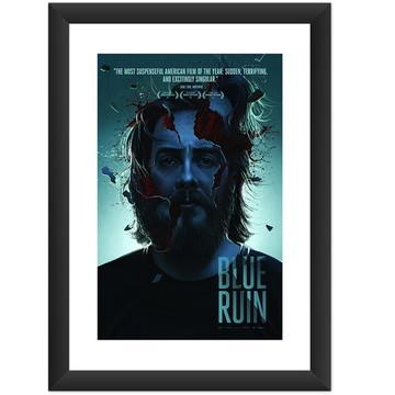 Quadro Filme Blue Ruin Cult Cine Arte TV