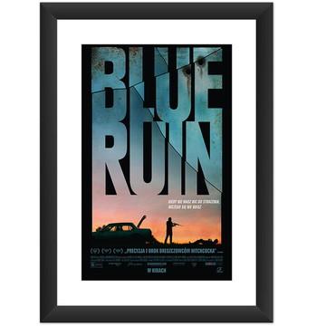 Quadro Filme Blue Ruin Arte Cinema Cult