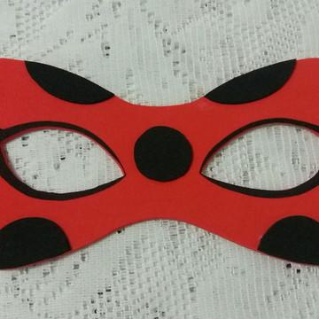 Máscara Lady bug