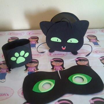 KIT PLAGG e mascara CAT NOIR